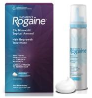 Пена Rogaine c 5% миноксидилом для женщин 60мл