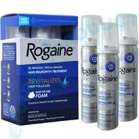 Пена Rogaine Foam 5%(Рогейн,Регейн)-пена для роста волос и бороды